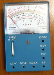 Archer Kit Multimeter